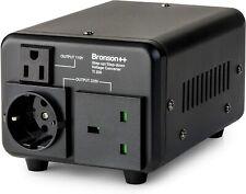 Bronson++ TI 200 Watt 110v Transformers | Toroidal Core, USA Voltage Converter P