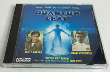 Quantum Leap Music From The Television Series Cd Soundtrack Pre Owned Crescendo