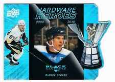 2010-11 Black Diamond Hardware Heroes Rocket Richard Trophy Sidney Crosby /100