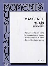 MASSENET THAIS (Meditation) Cello & Piano