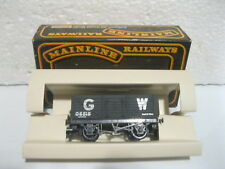 Mainline 37-405 OO Gauge GWR 7 Plank Wagon 06515