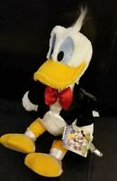 WALT DISNEY WORLD California Adventure Hollywood Show Time Donald Duck Plush 16""