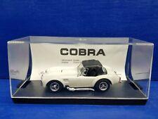 1/43 Bang Model Shelby Cobra  street in White from 1964  #7311
