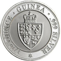 LOT OF 10 - 2020 St Helena Spade Guinea 1/10 th oz Silver BU