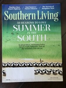 Southern Living Magazine Volume 54 Number 6 FREE SHIPPING