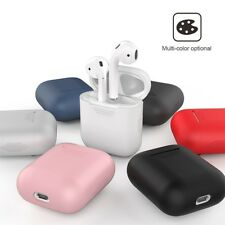 Airpods Case Apple Silicone Cover New Shockproof Protective Charging Airpod Case