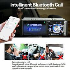 """4.1"""" HD Single 1DIN Car Stereo Video MP5 Player Bluetooth USB FM Radio TF S U2X6"""