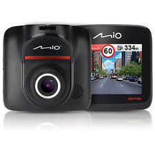 "Mio MiVue 568 HD 1080p 2.4"" Vehicle Car Dash Cam Camara Accident Drive Recorder"