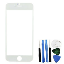 Front Glass Lens Screen White + Tools Replacement Part Repair for iPhone 6