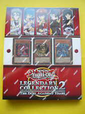 Yugioh-Legendary Collection 2-The Duel Academy Years-germano-Nouveau/Neuf dans sa boîte