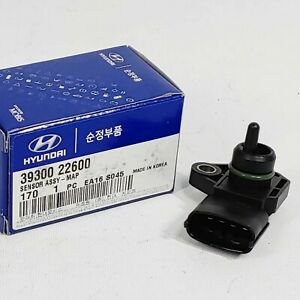 Genuine 3930022600 Map Sensor For HYUNDAI TIBURON 2002-2008, KIA SPECTRA 2004-09