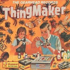 NEW The Gearhead Records Thingmaker (Audio CD)