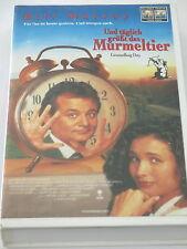 und täglich grüßt das Murmeltier - VHS/Komödie/Bill Murray/Andie MacDowell