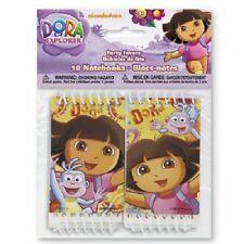Dora the Explorer  ~ (10) Mini Notebooks party favors ~ Birthday Party Supplies
