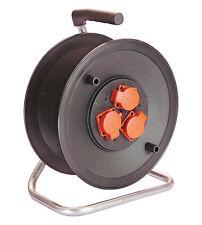 Sicherheits Kabeltrommel Leer - Trommel für 50 m Kabel  (20120) #