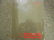 1992 Acura Legend Coupe Service Repair Shop Manual FACTORY NEW BOOK 92 X