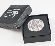 2016 5 oz Egyptian King Tut Silver Coin .999 Silver BU #A403