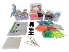 TheWolff Bügelperlen Set XL, Bastelset für Kinder, Starter Set mit Vorlagen