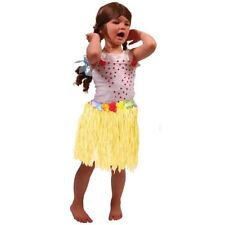 Skirt Hawaiian Costumes for Girls