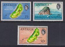 ANTIGUA 1969 Redonda Phosphate Industry MINT set sg249-251 MNH