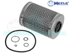 Meyle Oil Filter, Filter Insert with seal 300 114 2901