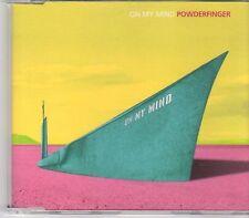 (EK762) Powderfinger, On My Mind - 2003 DJ CD