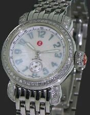 Michele CSX Petite Diamond MOP Dial Ladies Quartz Watch MW03A01