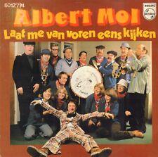"""ALBERT MOL – Laat Me Van Voren Eens Kijken (1977 VINYL SINGLE 7"""" HOLLAND)"""