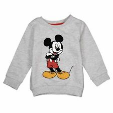 Disney Kid's Classic Mickey Mouse L/S Sweater