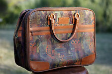 Grand sac voyage de luxe valise Pack Easy Handmade Travel Bag Suitcase 55x40cm