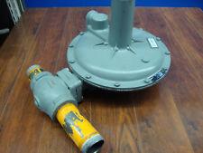 Sensus 243-12 Natural Gas Regulator Untested As-Is
