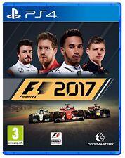 F1 2017 Formel 1 2017 - PS4 Playstation 4 Spiel - NEU OVP