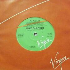 """Mike Oldfield(7"""" Vinyl P/S)Blue Peter-Virgin-VS 317-UK-VG+/Ex"""