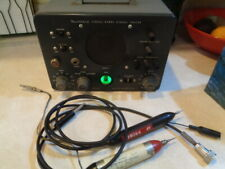 HEATHKIT T-3 VISUAL AURAL SIGNAL TRACER NOISE With probes