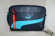 Puma Sport Lifestyle Laptop/Travel Messenger Bag Side/Crossbody -NEW