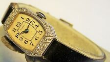 Chopard Eszeha Karl Scheufele Luxus Damen Armbanduhr 18K 750 Gold 24 Diamanten