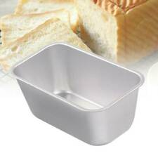 Non Stick Bread Tin Meat Fruit Loaf Pan Baking Cake Deep Rectangle Tray Bakeware
