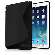 iPad Air (iPad 5) Slim-Fit Ultra Durable iPad Air Soft TPU Case Screen Protector