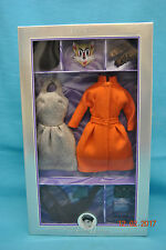1998 Barbie Audrey Hepburn Breakfast at Tiffany's The Cat Mask Outfit NEW NRFB
