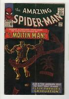 AMAZING SPIDER-MAN no. 28 1st appearance Molten Man VG 4.0 0899