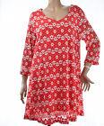 Tunique Robe Femme Grande Taille 46 48 dentelle Rouge blanche Alicante ZAZA2CATS
