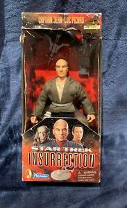 Star Trek Insurrection Captain Jean-Luc Picard Collectors Series Edition #2638