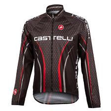 Castelli Scale Men's Wind Jacket Size XS - XXXL Black
