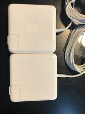 Lot of 2 100% Genuine Apple 85W MagSafe 2 Adapter ( MacBook Pro Retina) A1424