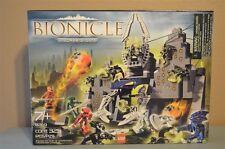 Lego Bionicle Playset 8769 Visorak's Gate NIB Sealed 325 pieces New