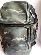 New Dakine Boots Pack DLX Ski Snowboard Bag Backpack Camo Green 75L