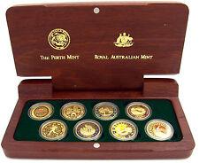 Münzen mit Motive aus Australien