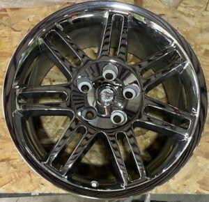 """NOS 2007-2009 Chrysler Aspen OEM 20"""" Chrome Wheel 82210158AB 82210158AB"""