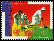 """CANADA 1517 - Commonwealth Games """"Lawn Bowling"""" (pa88779)"""