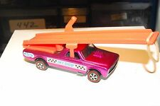 Pink Sky Show Fleetside Original Hot Wheels Redline Premium Restoration